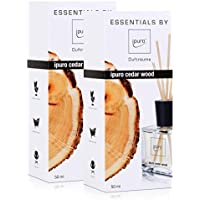 Essentials by ipuro Cedar Wood 50ml Raumduft (2er Pack) preisvergleich bei billige-tabletten.eu