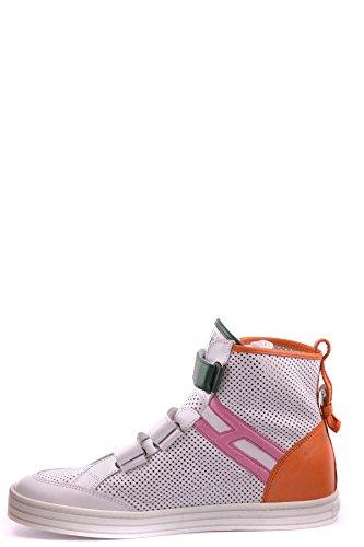 Sneakers alte Hogan Rebel Bianco