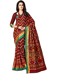 Aarti Apparels Cotton Saree With Blouse Piece(ASHICRY5-6522_Multi_Free Size)