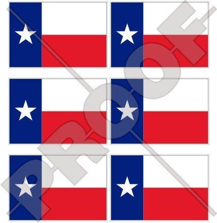 Texas Texas Stato Bandiera USA America 40Mm (1,6