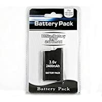 AGF Battery Compatible for Sony PSP 2000/3000 Slim & Lite Console 3.6 v 2400Mah