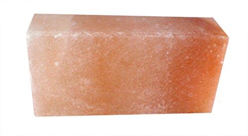 HIMALAYA SALT DREAMS - Salzkristall Mauerstein/Ziegel ca. 5 x 10 x 20 cm