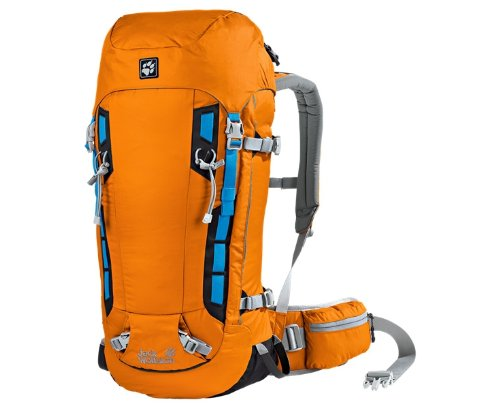 Jack Wolfskin MOUNTAINEER 36 Orange
