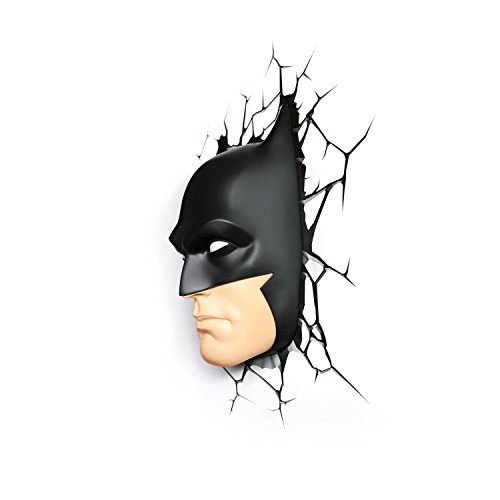 Dc batman mask 3d wall light by 3dlightfx the light store dc batman mask 3d wall light by 3dlightfx aloadofball Choice Image