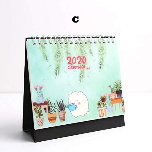 Calendario Da Scrivania 2020.Calendari Da Tavolo Con Animali Grandi Sconti Calendari