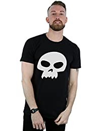 Disney Men's Toy Story Sid's Skull T-Shirt
