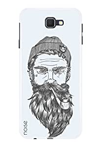 Noise Designer Phone Case / Cover for Samsung Galaxy A5 (2017) Duos / Samsung Galaxy A5 (2017) Edition Specially designed from the Popular Series of Patterns & Ethnic / Beard Design (GD-55)