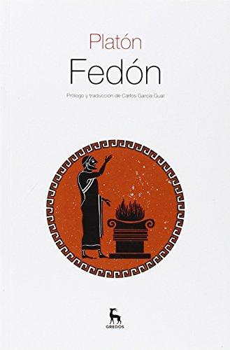 Fedón (TEXTOS CLÁSICOS) por PLATON