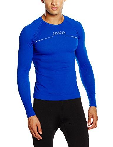 JAKO Herren Longsleeve Comfort Basic-Underwear, royal, M