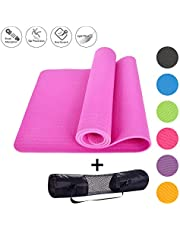 """Home Runner Workout Yoga Mat with Cover Bag 