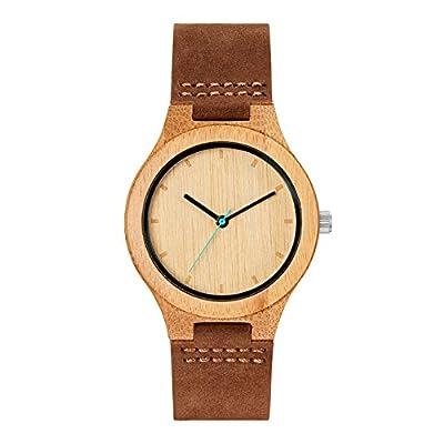 MAM Originals reloj pulsera de madera para mujer | Boreas Bamboo | Madera sostenible