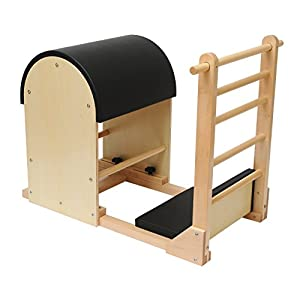 Yogistar Ladder Barrel – Holz-Basis – Black