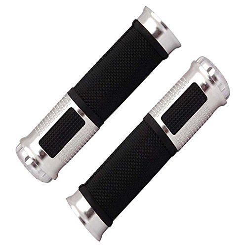vmashopper silver bike handle grip for honda dio 110 scooty VMASHOPPER SILVER Bike Handle Grip For Honda Dio 110 Scooty 41gJ5E6rM2L