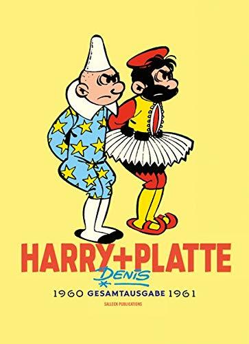 Harry und Platte Gesamtausgabe Band 3: 1960 - 1961 (Harry und Platte, neue Gesamtausgabe)