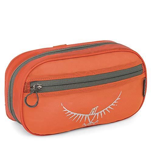 Osprey Ultralight Washbag Zip - Poppy Orange