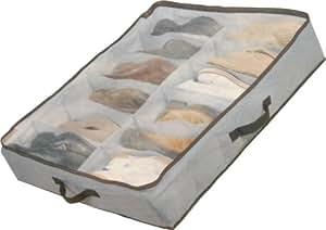 unterbettkommode unterbett box aufbewahrung f r schuhe schuhkasten organizer k che. Black Bedroom Furniture Sets. Home Design Ideas