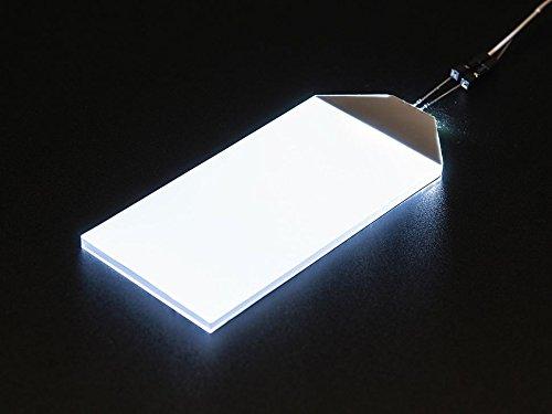 Adafruit White LED Backlight Module - Large 45mm x 86mm [ADA1621]