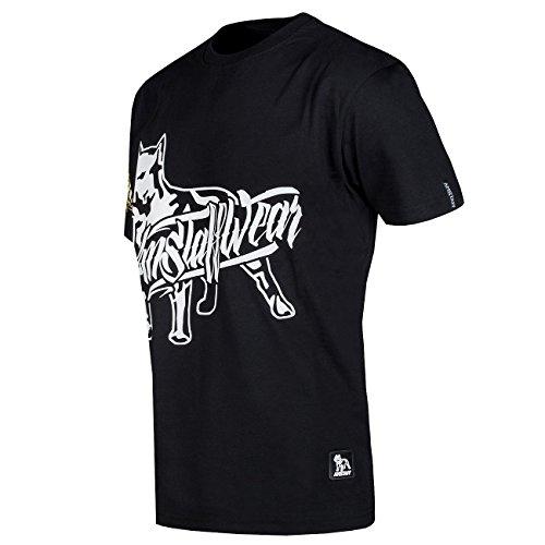 Amstaff - Maglietta sportiva -  uomo Nero