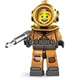 LEGO Minifigures Series 8 - DIVER (Opened Pack)