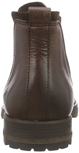 Marc O'Polo Chelsea Boot, Bottes Chelsea courtes, doublure froide homme Marron - Braun (775 marrone)