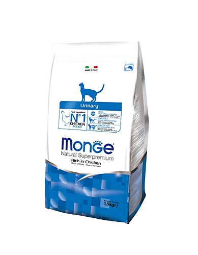 Monge Natural SUPERPREMIUM Cat Urinary Alimenti Gatto Secco Premium