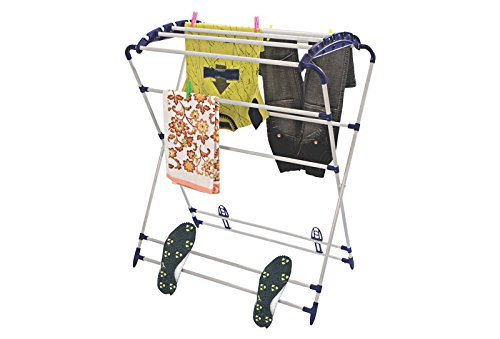 Parasnath Mini Robot Cloth Drying Stand- (Lifetime Warranty*MADE IN INDIA)