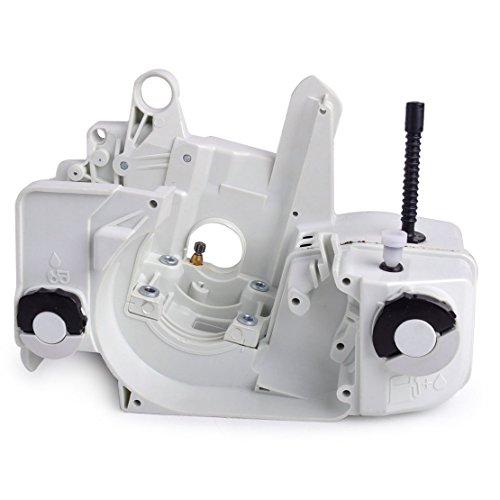 WANWU Fuel - Caja para depósito de Gas para STIHL 021 023 025 MS210 MS230 MS250 Chainsaw