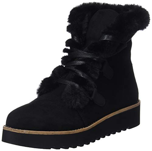 MTNG Collection 58556, Botas de Nieve para Mujer, (Antil Negro C35442), 38 EU