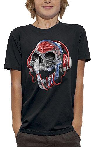 Camiseta craneo