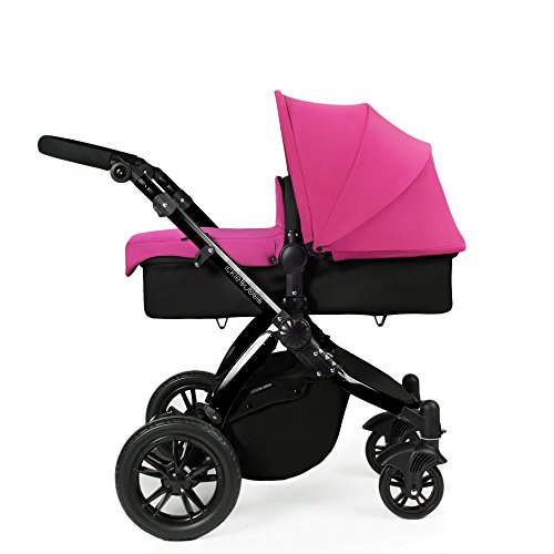 Ickle Bubba Stomp V2 All-in-One Travel System (Pink) 41gJB2jEV L