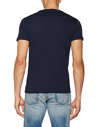 Replay Herren T-Shirt Blau (Ink Blue 882)