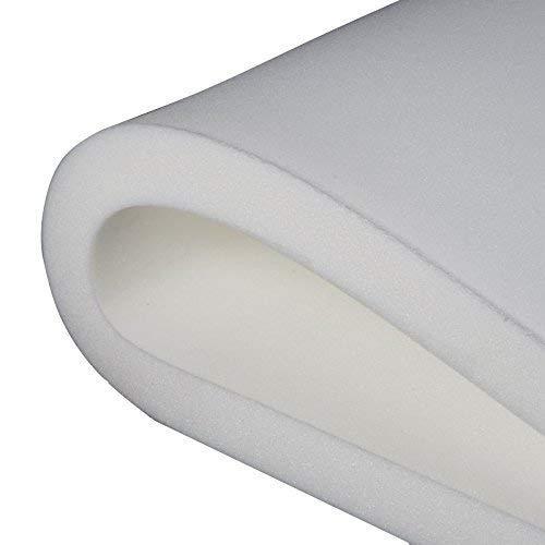 Todocama Plancha de Viscoelástica para Topper Cubrecolchón sin Funda, 120x180cm