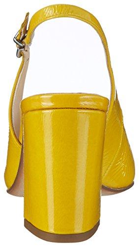 Högl Damen 3-10 7605 8100 Pumps Gelb (Yellow8100)