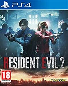 RESIDENT EVIL 2 REMAKE LENTICULAR (LIMITED EDITION) PS4