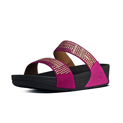 FitFlop Sandals Aztek Chada Slide Rio Pink