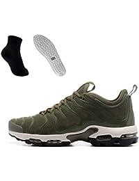Air Plus TN Uomo Scarpe da Ginnastica Donna Corsa Sportive Running Fitness  Mesh Traspirante Sneakers ffeca83a285