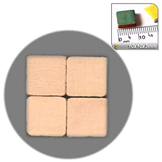 ALEA Mosaic Mosaic-Minis (10x10x3mm), 250 pieces, Pale terracotta, CN01