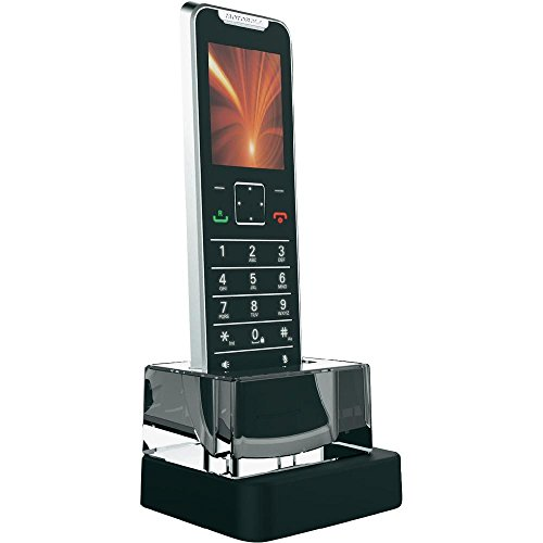 Lenovo IT.6.1.H DECT-Telefon mit Bluetooth schwarz