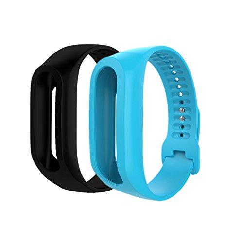 Preisvergleich Produktbild Meiruo Ersatzarmband für Tomtom Touch Cardio Fitness Armband für Tomtom Touch Cardio(Colour 5)