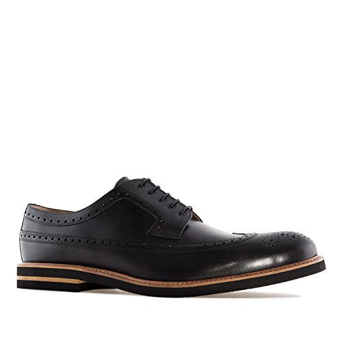 Andres Machado.6109.Chaussures Style Oxford en Cuir .pour Hommes.Grandes Pointures du 47 au 50.Made in SPAI