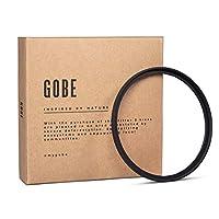 """Gobe - Filtro Ultravioleta UV 49mm Vidrio Japan Optics"""" Recubierto con 1..."""