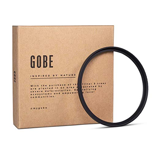Gobe UV 55mm JapanOptic 16-Schichten-Multi-Resistant beschichteter Ultraviolett-Filter