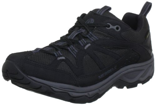 Merrell Calia Gore-Tex®, Women's Trekking and Hiking Shoes, J54852, Black (Black/Carbon), 6...