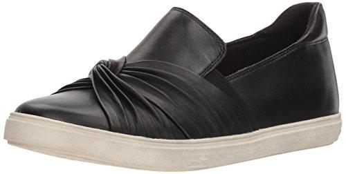 Cobb Hill Women's Willa Bow Slipon Sneaker, Black