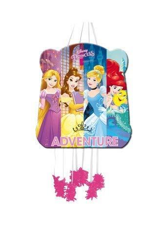 VERBETENA, 014000904, disney Disney-Prinzessinnen Grund piñata Abenteuer, Maße: 28x33 Zentimeter.
