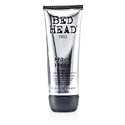 Tigi Bed Head Hard Head - Mohawk Gel For Spiking & Ultimate Hold 100ml/3. 4oz