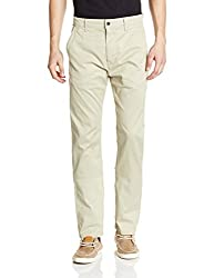 Levis Mens Casual Trousers (6914279384157_38784-0002_34W x 32L_Beige)