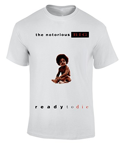 The Notorious Big Ready To Die - XX-Large T-Shirt Homme