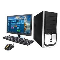 Intel i5m 8GB Ram 500GB Hdd 18,5'' Monitörlü Masaüstü Bilgisayar