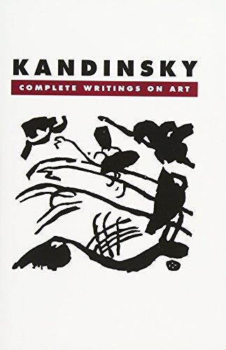 Kandinsky: Complete Writings On Art